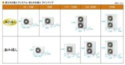画像2: 東京・業務用エアコン 日立 ビルトイン シングル RCB-AP40GHJ2 40型(1.5馬力) 「省エネの達人・プレミアム」 単相200V