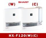 暖房 加湿セラミックファンヒーター HX-F120(C)(W)  【東京】